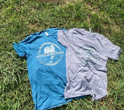 White Barn Farm T Shirt