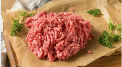 Ground Beef, 1 lb - Woodlawn and Liberty Farm