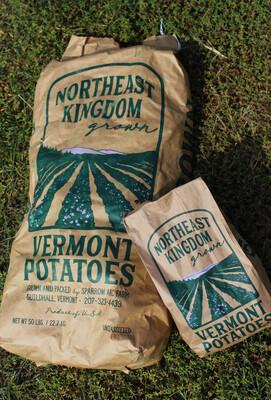 White Potatoes - Norwis - Sparrow Arc Farm