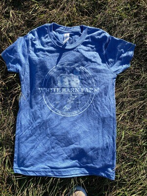 Kids' White Barn Farm T Shirt