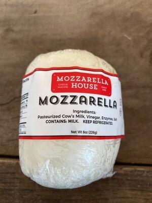 Mozzarella, Wrapped - The Mozzarella House