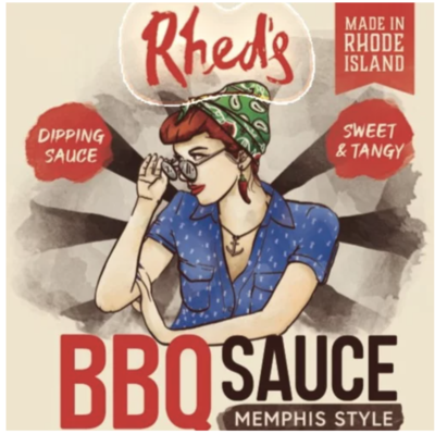 BBQ Sauce - Rhed's