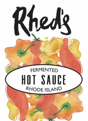 Rhed's Hot Sauce