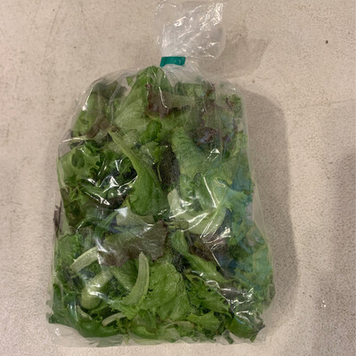 Lettuce Mix - .35lb Bag - Little Leaf Farm