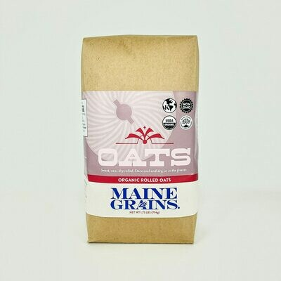 Rolled Oats - Maine Grains
