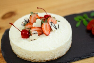 Cheesecake fresas sugar free D14