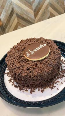 Torta de chocolate D28