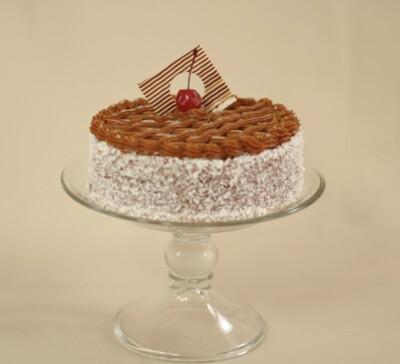 Torta manjar y coco D24