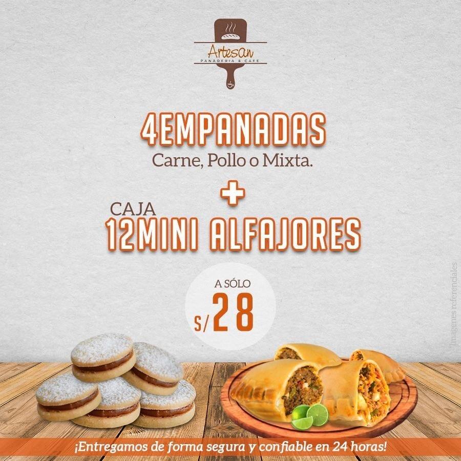 Pack empanadas