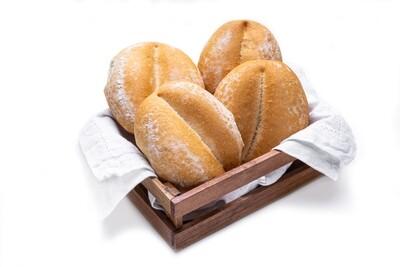 Bolsa pan francés congelado x10u