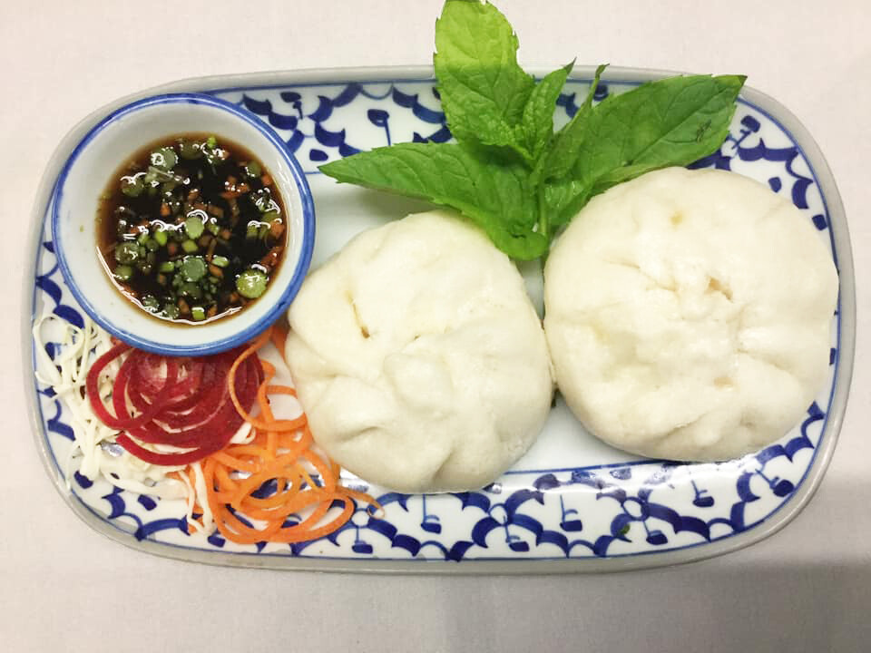 Steam Pork Bun