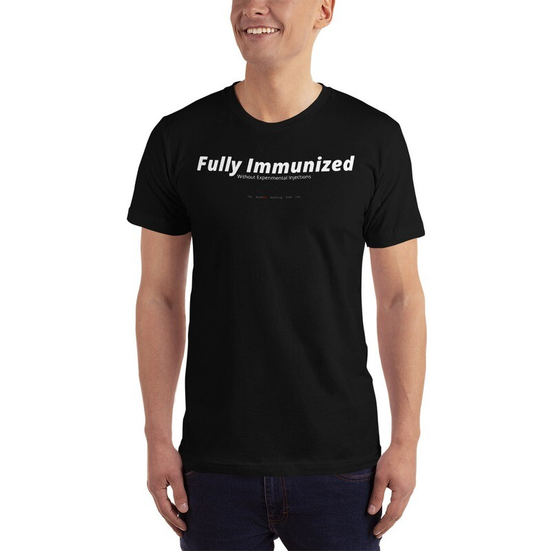 """""""Fully Immunized - Without Experimental Injections"""""""