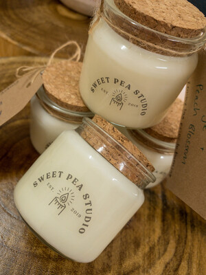 Sweet Pea Studio Scented Candle 95g Jar
