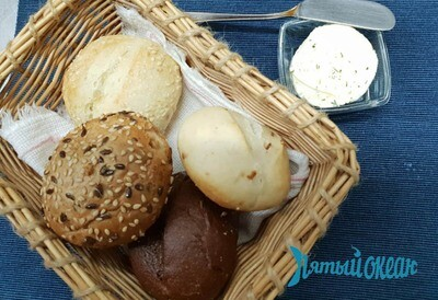 Хлебная корзинка, 170 гр