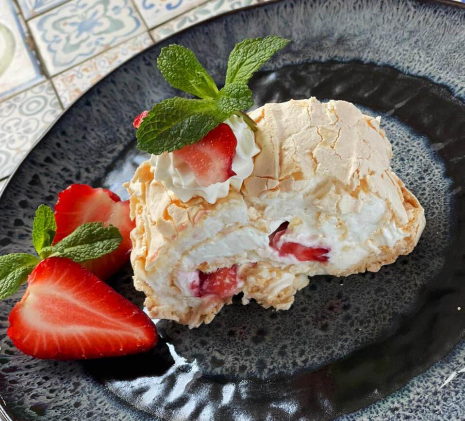 Меренговый десерт, 100 гр