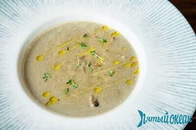 Крем-суп из шампиньонов, 220 гр