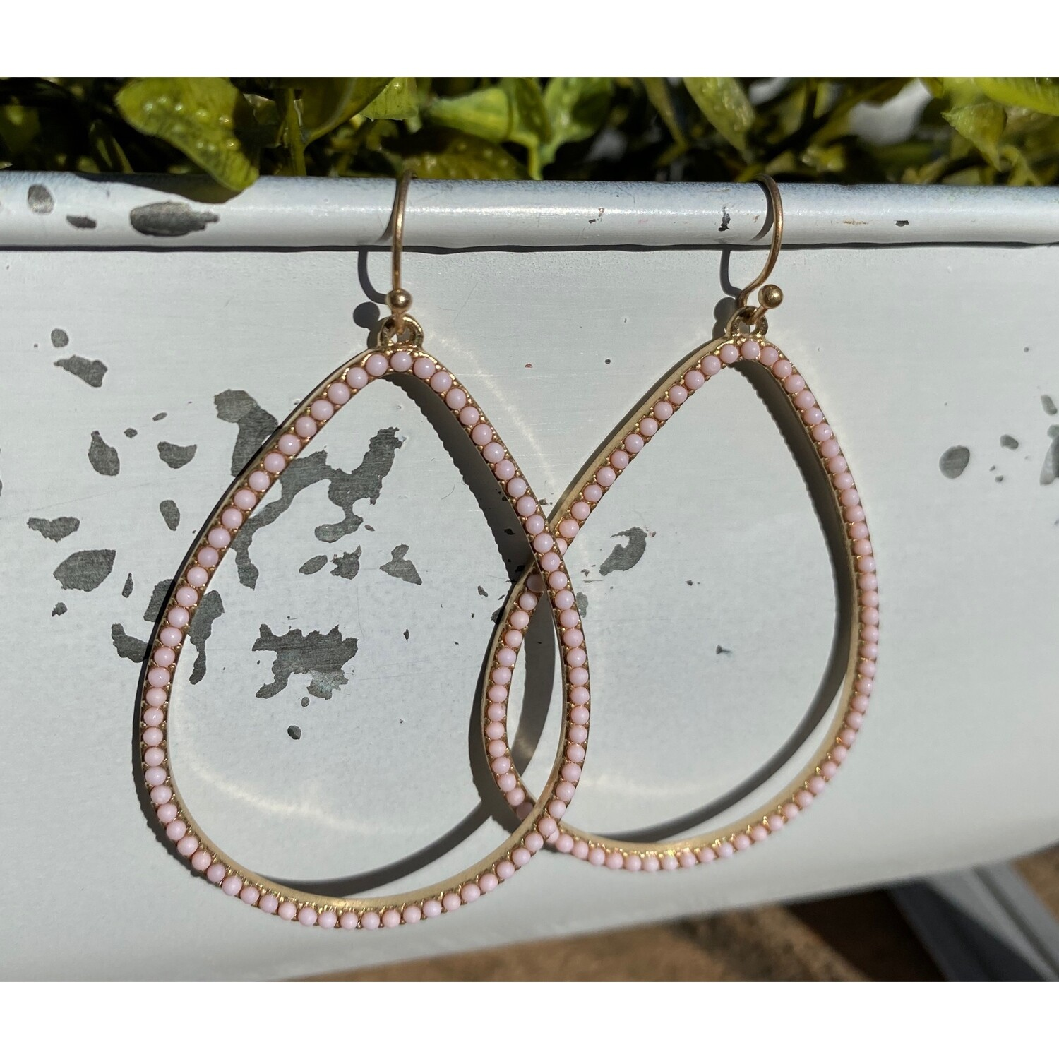 PLANT YOUR SEED EARRINGS