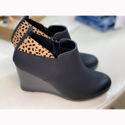 REMY WEDGE BOOTIE