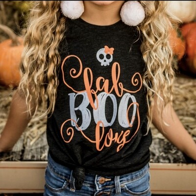 Fab Boo Lous Toddler & Youth