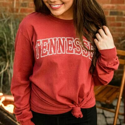 TRADITIONAL TENNESSEE LONG SLEEVE T-SHIRT