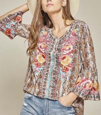 THINKING OUT LOUD TOP