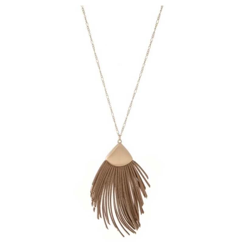 FEELING JUST RIGHT NECKLACE