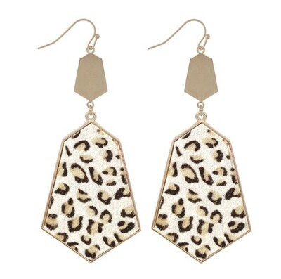 ALL THE CONFIDENCE EARRINGS