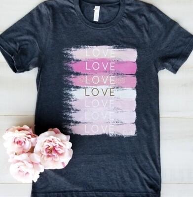 LOVE VINTAGE BOYFRIEND TEE