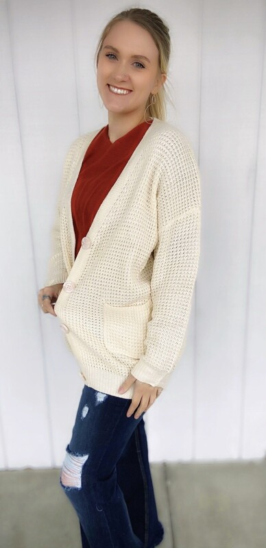 For The Love Cardigan