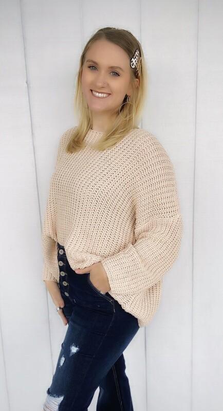 Top Notch Sweater