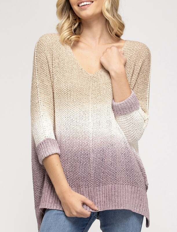 BE ENVY SWEATER