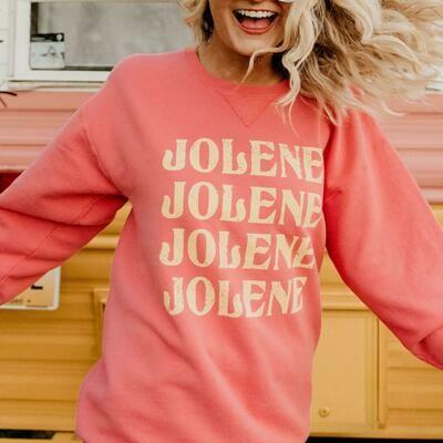 JOLENE CREW SWEATSHIRT