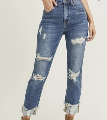 GONE FOR THE WEEKEND JEANS