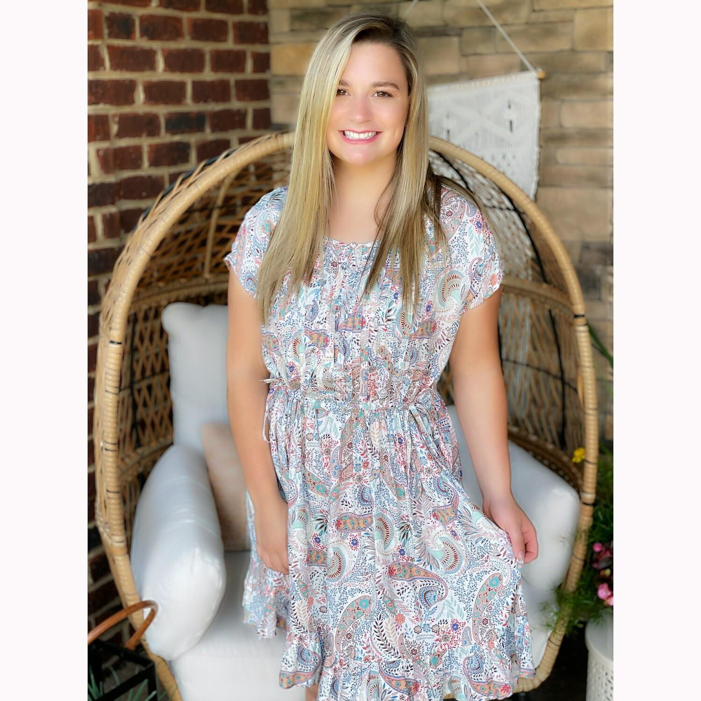 BEAUTIFUL SIGHT DRESS