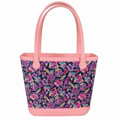 SIMPLY SOUTHERN SMALL PRINTED TOTES