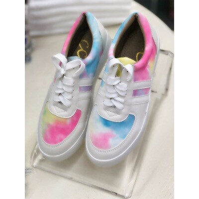WILL RUN FOR COTTON CANDY SNEAKER