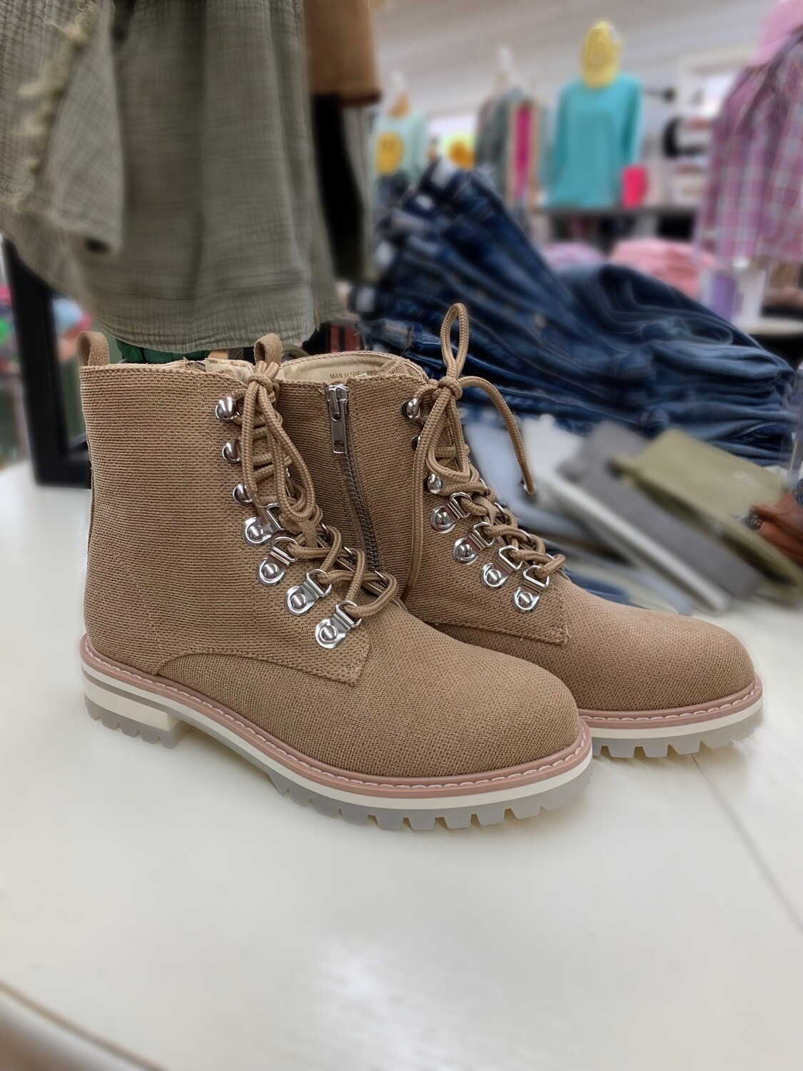 STEP IT UP BOOT