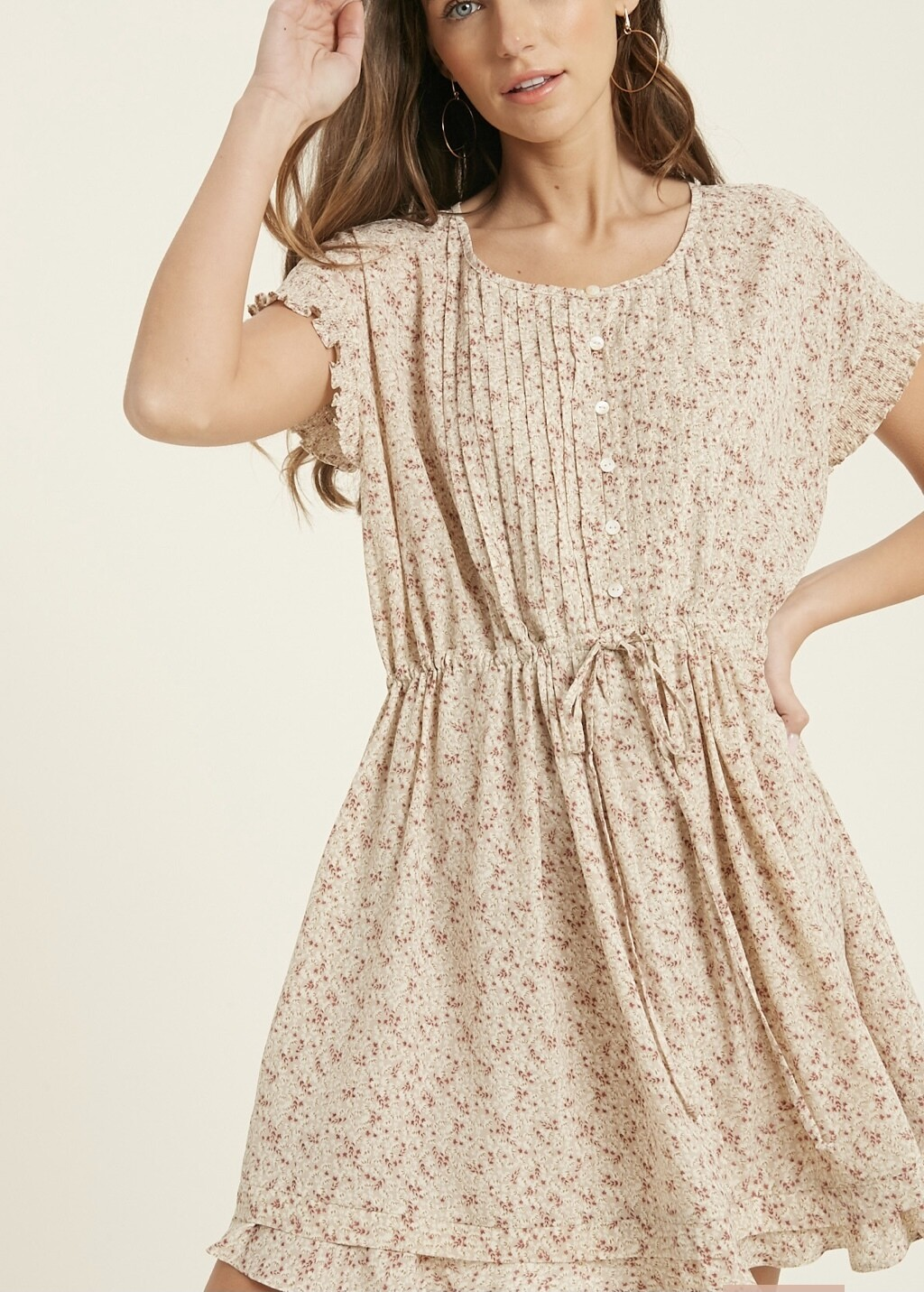 CARRY OUT KINDNESS DRESS