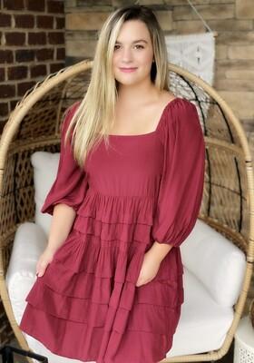 BE JOYFUL DRESS