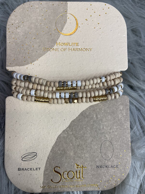 Howlite Stone Of Harmony
