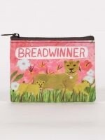 BlueQ Breadwinner Coin Bag