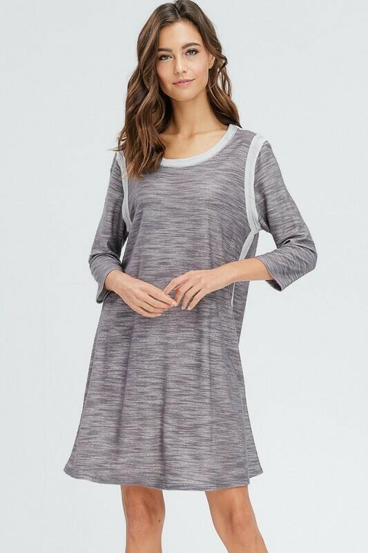 CHERI SWEATER DRESS