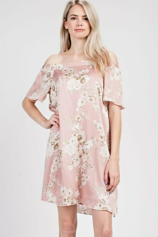 LOVELY ROSE DRESS