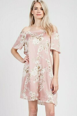 LOVELY ROSE DRESS