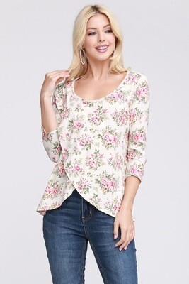 FLOW WITH FLORAL