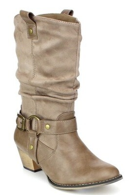 Be... Wild Boots