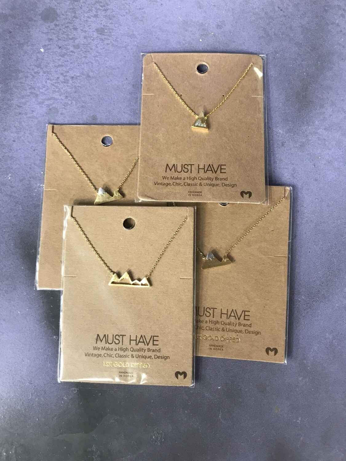 Mtn Necklace