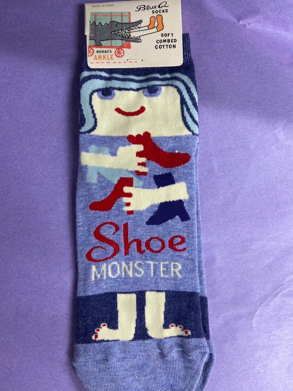 Shoe  Monster