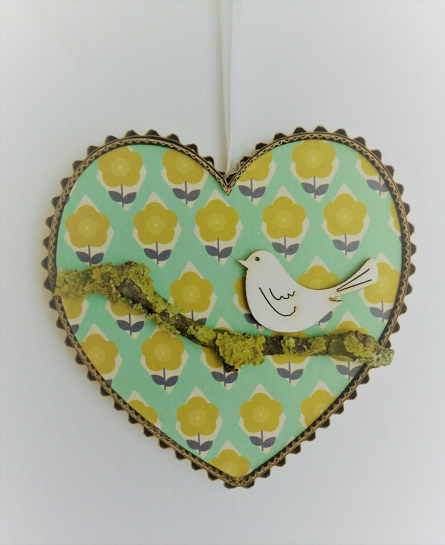 COEUR Oiseau