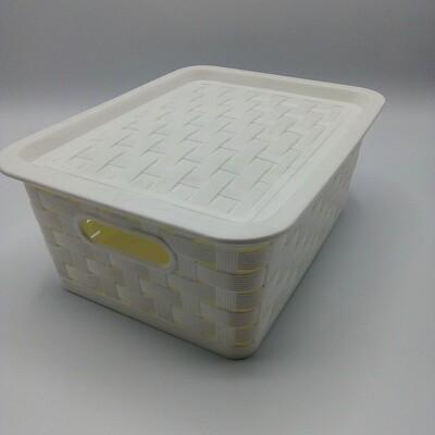 CANASTA 3.5LT C/TAPA PLAST